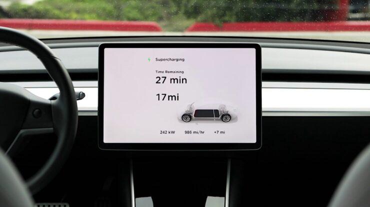 Tesla Supercharger 3