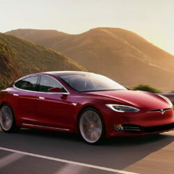 Tesla sales rocks