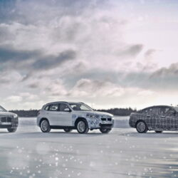 BMW new all-electric cars